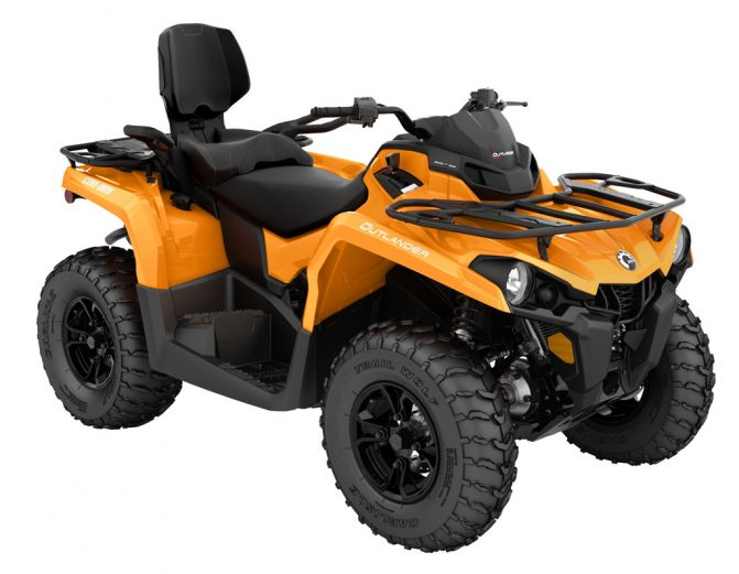 Can-Am Outlander MAX 450 DPS