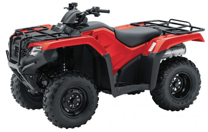 Honda FourTrax Rancher 4×4